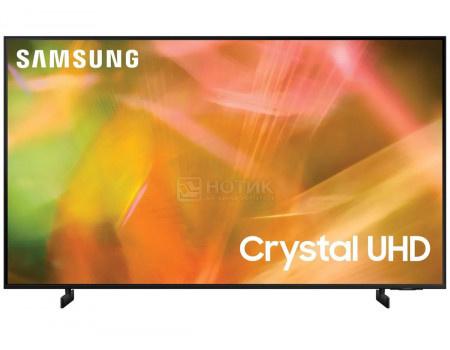 Телевизор Samsung 43 UHD, Smart TV, Звук (20 Вт (2x10 Вт), 3xHDMI, 2xUSB, 1xRJ-45, Черный UE43AU8000UXRU