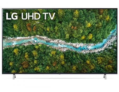 Телевизор LG 70 LED, UHD, Smart TV (webOS), Звук (20 Вт (2x10 Вт)), 2xHDMI, 1xUSB, RJ-45, Черный, 70UP77506LA