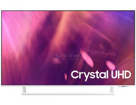 Телевизор Samsung 43 UHD, Smart TV, Звук (20 Вт (2x10 Вт), 3xHDMI, 2xUSB, 1xRJ-45, Белый UE43AU9010UXRU