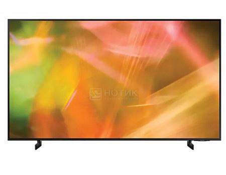 Телевизор Samsung 55 UHD, Smart TV, Звук (20 Вт (2x10 Вт), 3xHDMI, 2xUSB, 1xRJ-45, Черный UE55AU8000UXRU