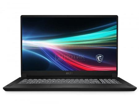 Ноутбук MSI Creator 17 B11UH-416RU RTX Studio (17.30 IPS (MiniLED)/ Core i9 11900H 2500MHz/ 32768Mb/ SSD / NVIDIA GeForce® RTX 3080 для ноутбуков 16384Mb) MS Windows 10 Home (64-bit) [9S7-17M121-416]