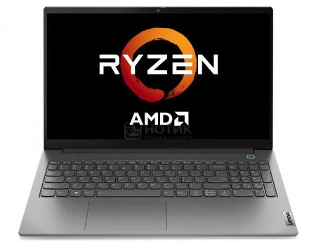 Ноутбук Lenovo ThinkBook 15 G3 ACL (15.60 IPS (LED)/ Ryzen 5 5500U 2100MHz/ 8192Mb/ SSD / AMD Radeon Graphics 64Mb) MS Windows 10 Professional (64-bit) [21A4008SRU]