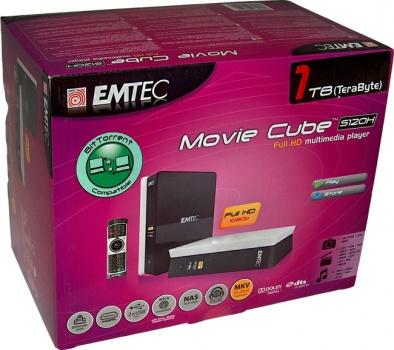 Emtec movie cube review