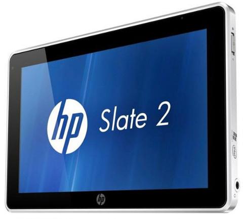 HP Slate 2 - 8,9-дюймовый Wintel-планшет для деловых людей.