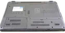 Ноутбук Asus N61JQ днище