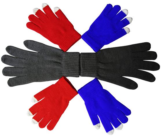 Перчатки для сенсорных телефонов iGloves купить в Украине (Киев, Харьков, Одесса)